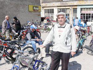 Ikinci El Bisiklet Pazarina Yogun Ilgi