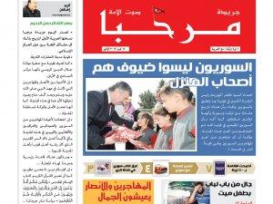 Merhaba Arapça sayı 3 21 Ağustos 2014