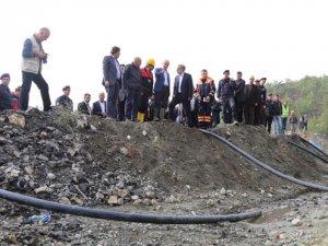 Ermenek'te 2 madencinin daha cenazesine ulaşıldı