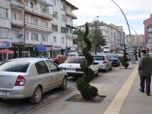 Yunus Emre Caddesi estetik görünümde