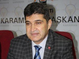 AK Parti Karaman İl Başkan Adayı Ünlü