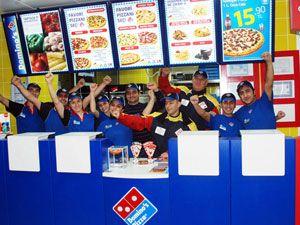 Dominos Pizza Selçukluda