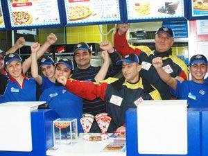 Dominos Pizza Selçukluda Açıldı