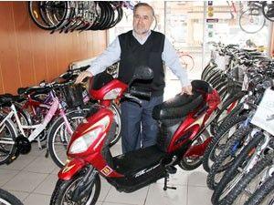 Elektrikli bisiklete plaka ve ehliyet engeli