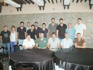 Selçuk Üniversitesinde imza şov