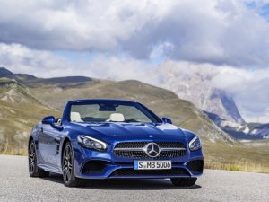 Mercedes SLC Türkiye'de