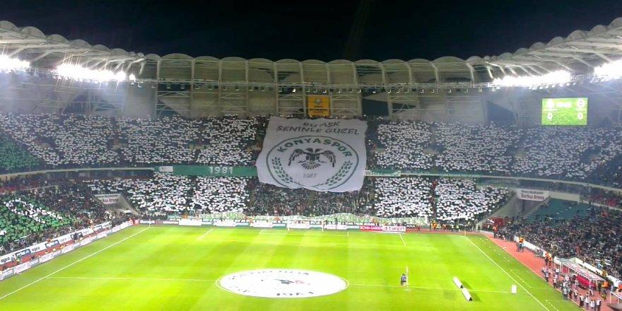 Atiker Konyaspor ile Gençlerbirliği 29. randevuda