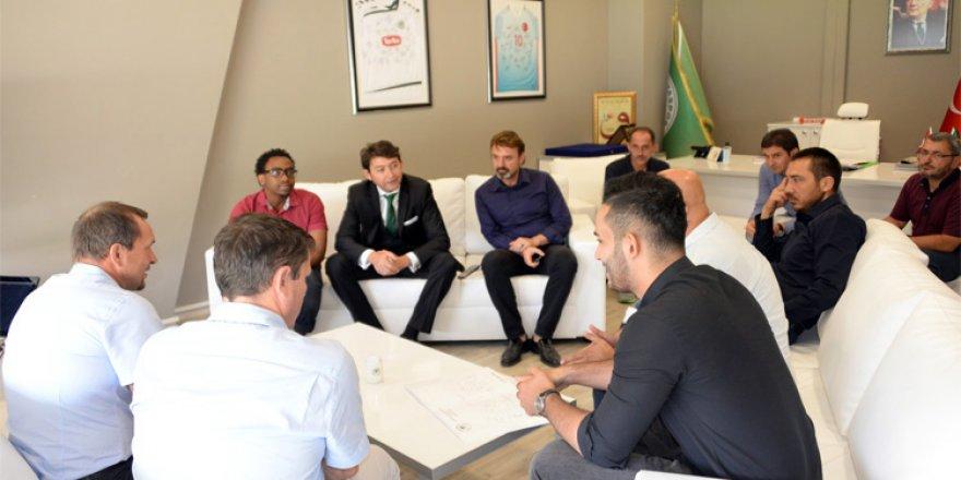 UEFA'dan Konyaspor'a bilgilendirme