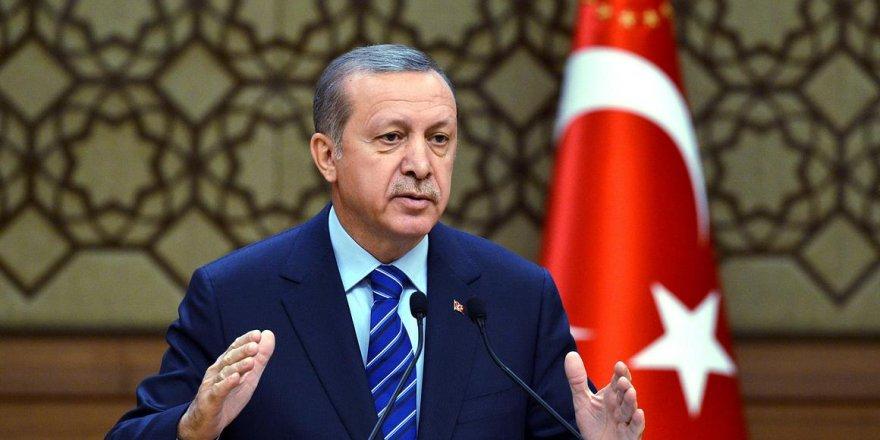 """Cumhurbaşkanı Erdoğan: """"İslam devletinden terörist çıkmaz"""""""
