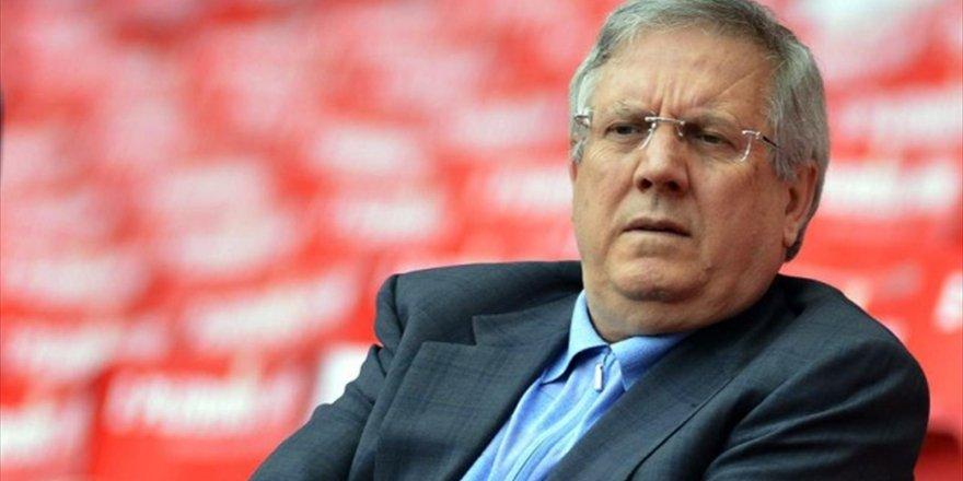 Aziz Yıldırım: FETÖ, Fenerbahçe'yi ele geçirmek istedi
