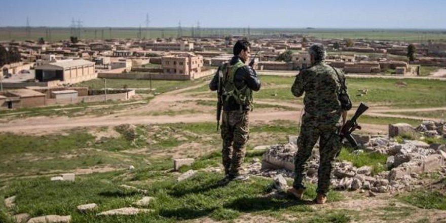 YPG'den 'çekilmiyoruz' açıklaması
