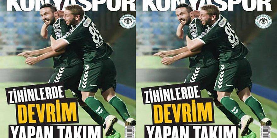 Konyaspor Dergisi'nin 35. sayısı yarın çıkıyor
