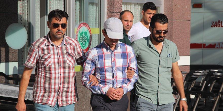 Konya'da toplamda 655 kişi tutuklandı