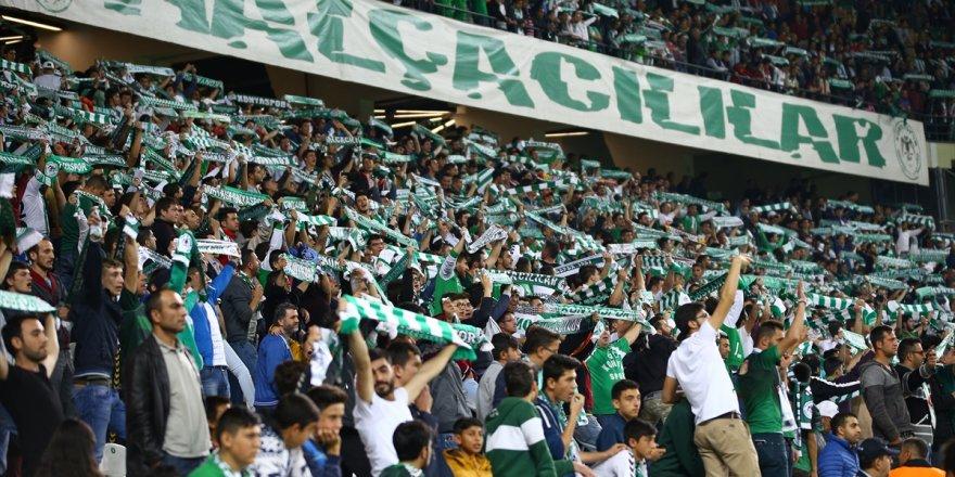 Konyaspor'da  nefesler tutuldu