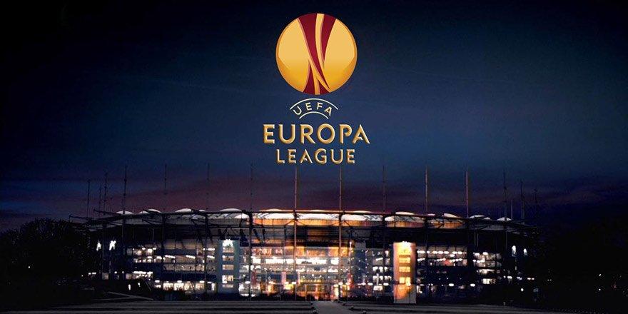 UEFA Avrupa Ligi'nde muhtemel rakipler belli oldu