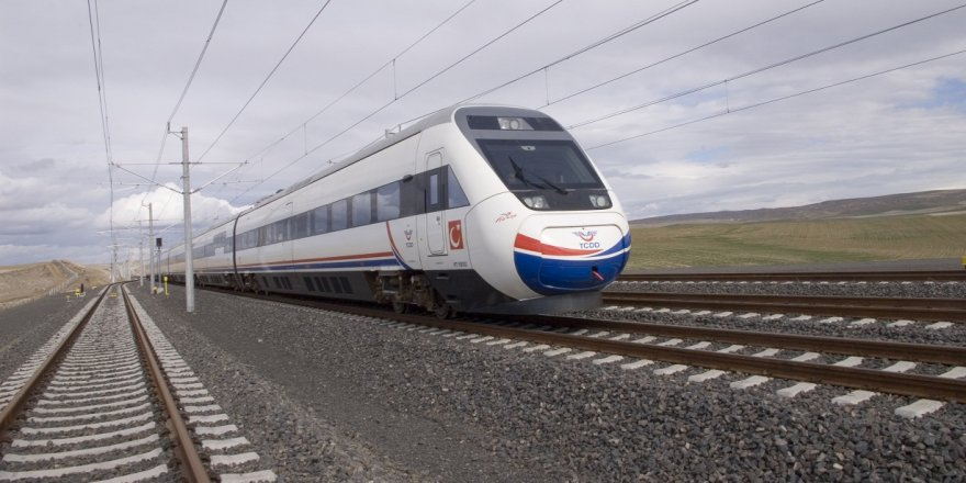 Konya'dan Ankara'ya Yüksek Hızlı Tren seferleri başladı
