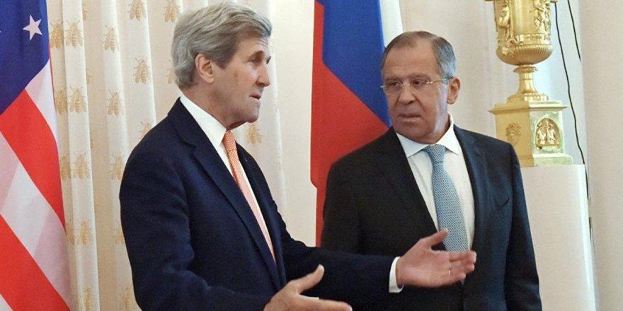 Kerry: Suriye'de bağımsız kürt oluşumunu desteklemiyoruz