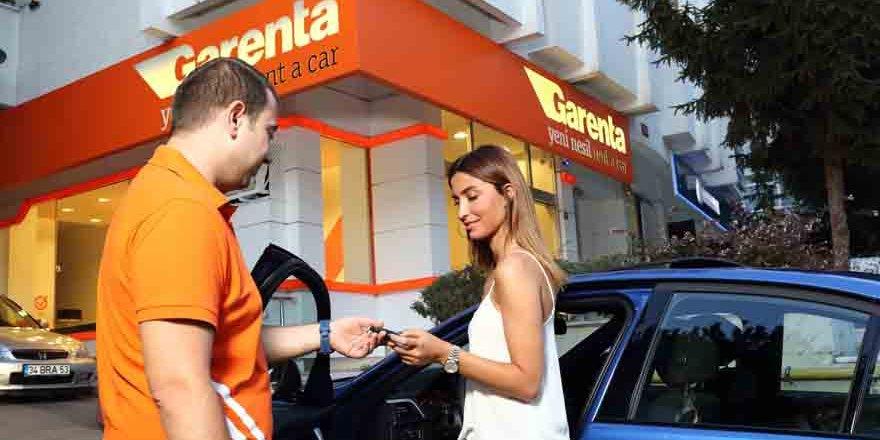 Garenta'dan Konya'ya özel kampanya