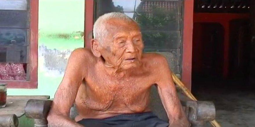 145 yaşındaki yaşlı adam: Artık ölmek istiyorum