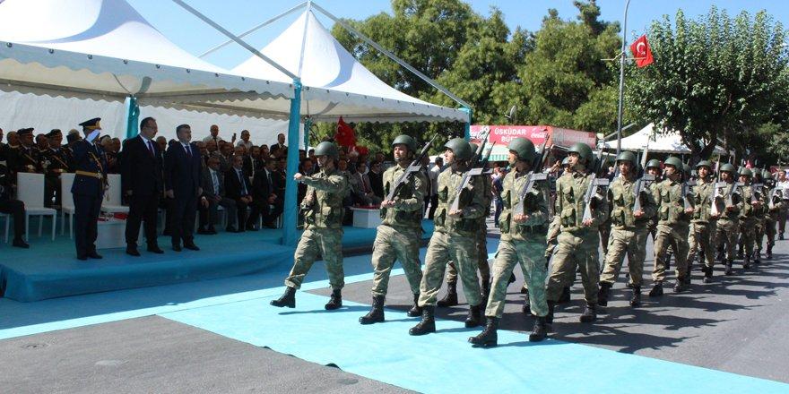 Konya'da 30 Ağustos Zafer Bayramı kutlandı