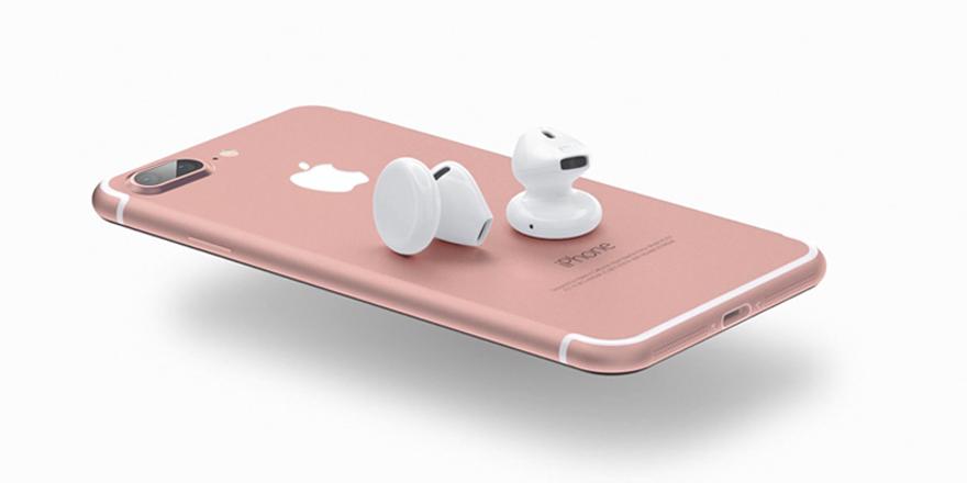 """iPhone 7'de """"tıslama"""" sorunu ve fazlası!"""
