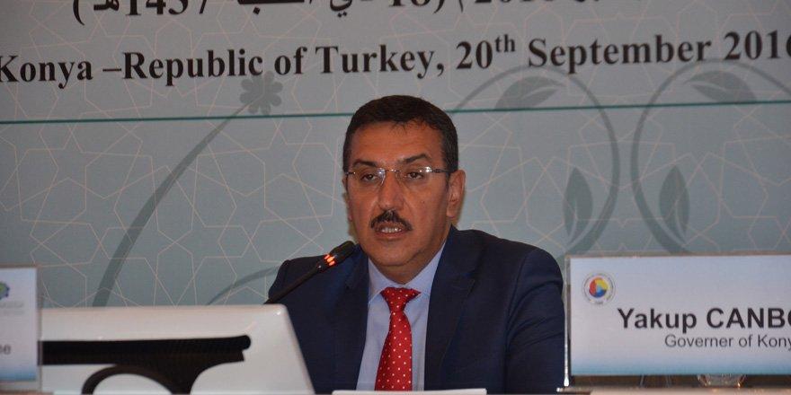 Gümrük ve Ticaret Bakanı Tüfenkci Konya'da
