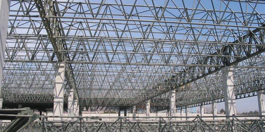 Çelik Konstrüksiyon Binaya Değer Katar