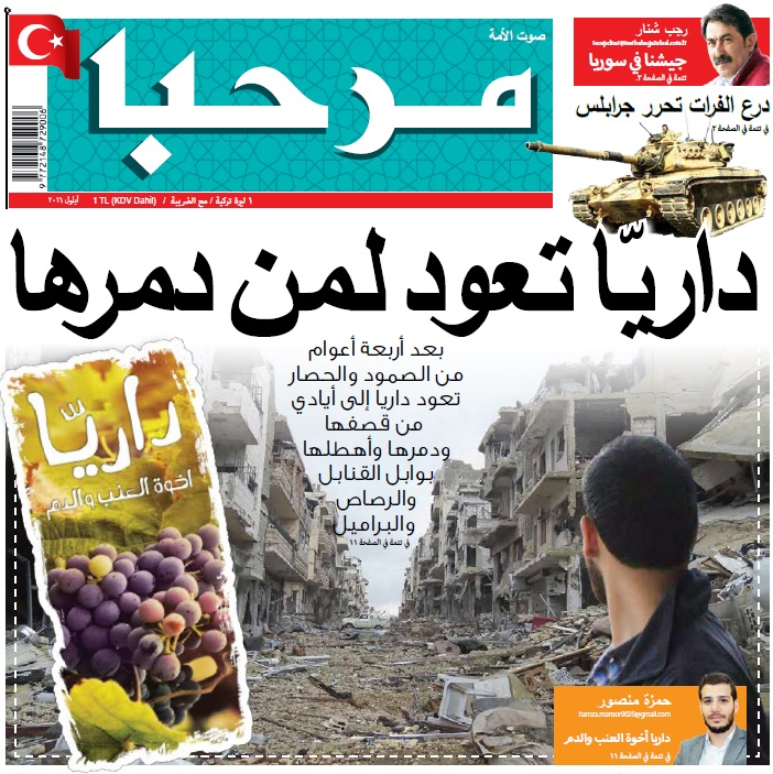 Merhaba Arabca-Sayı 28-Eylül 2016