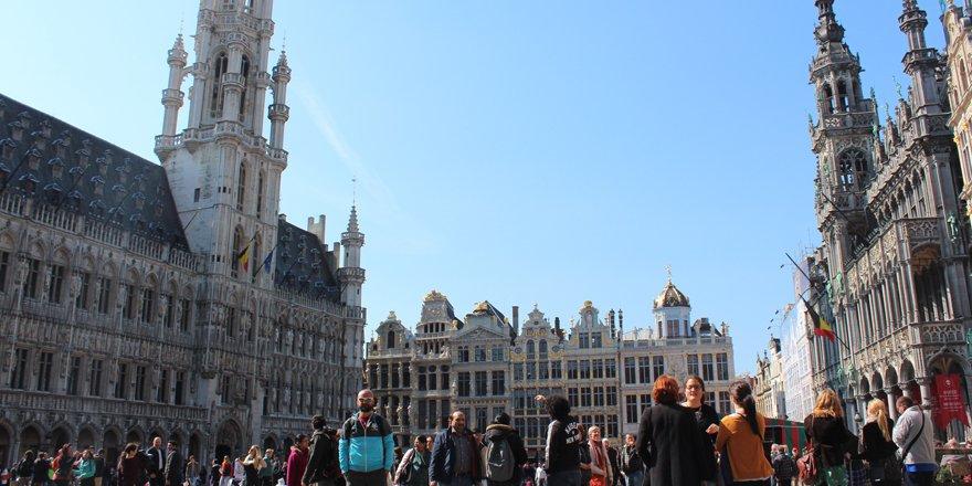 Brüksel Turu İle Tatil Keyfi