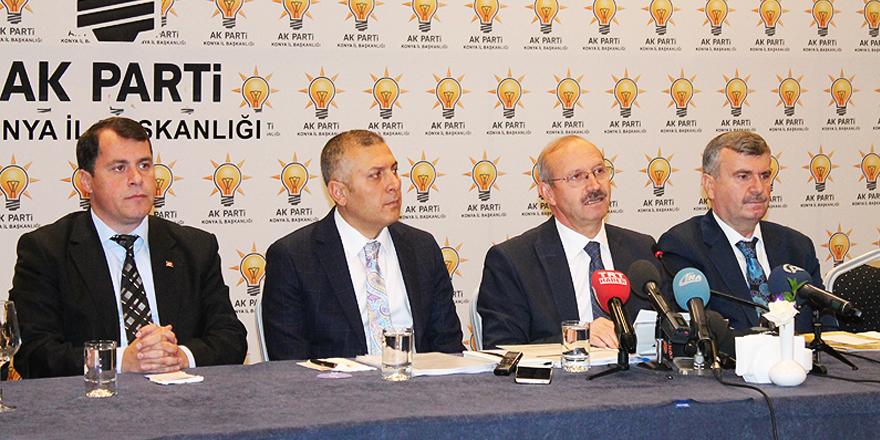 Sorgun: AK Parti'de ciddi bir temizlik oldu