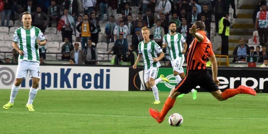 Konyaspor-Gent maçı kaçta?