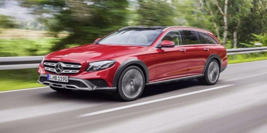 Mercedes Benz All-Terrain ortaya çıktı