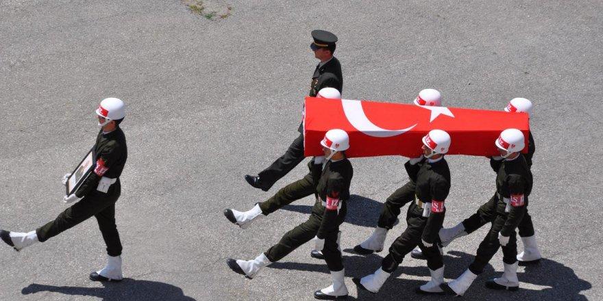 Lice'de 1 asker şehit oldu