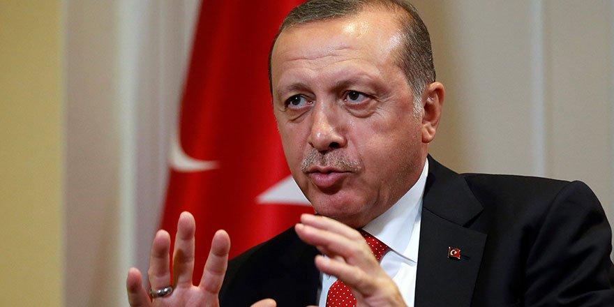 Erdoğan'dan İbadi'ye: Bildiğimizi okuyacağız haddini bil