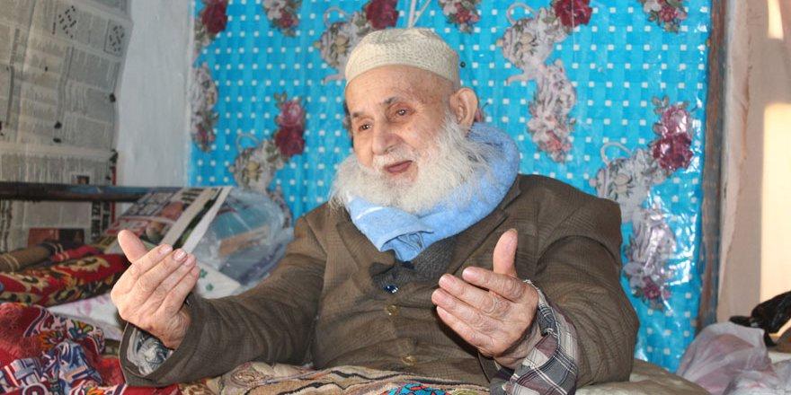 Kur'an eğitimiyle geçen bir ömür 'TOPAL HOCA'