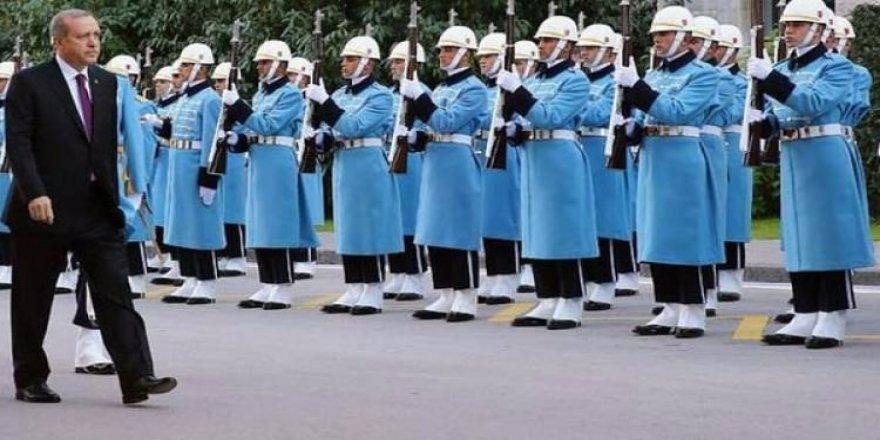 Cumhurbaşkanı'nı 160 seçilmiş asker karşılayacak