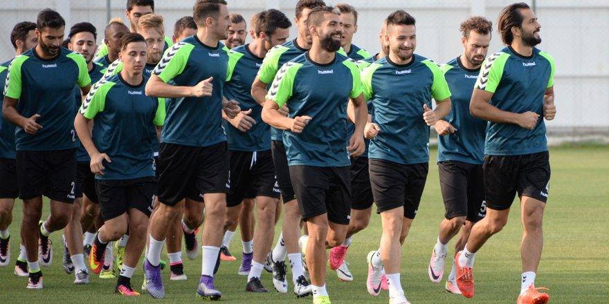 Gent maçı hazırlıkları bugün başlayacak