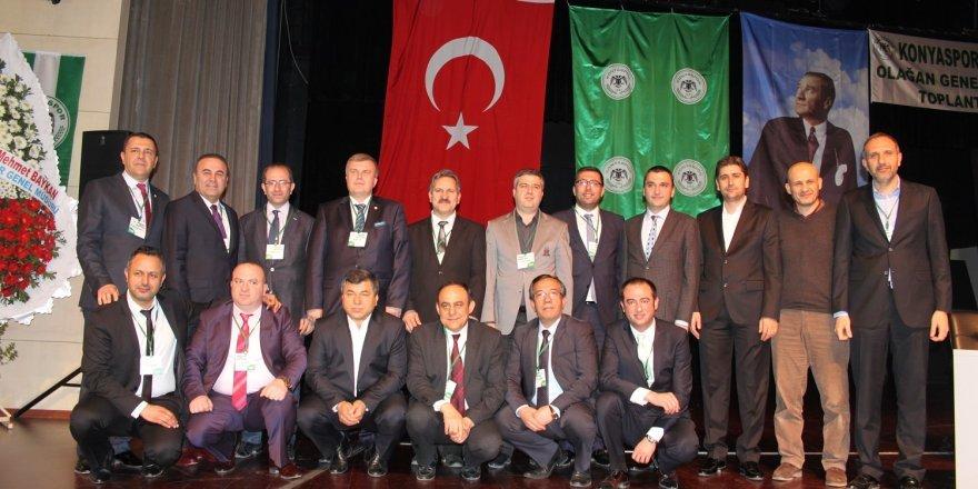 Konyaspor'da kongre günü