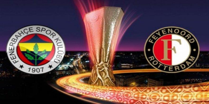Fenerbahçe Feyenoord maçı hangi kanalda?