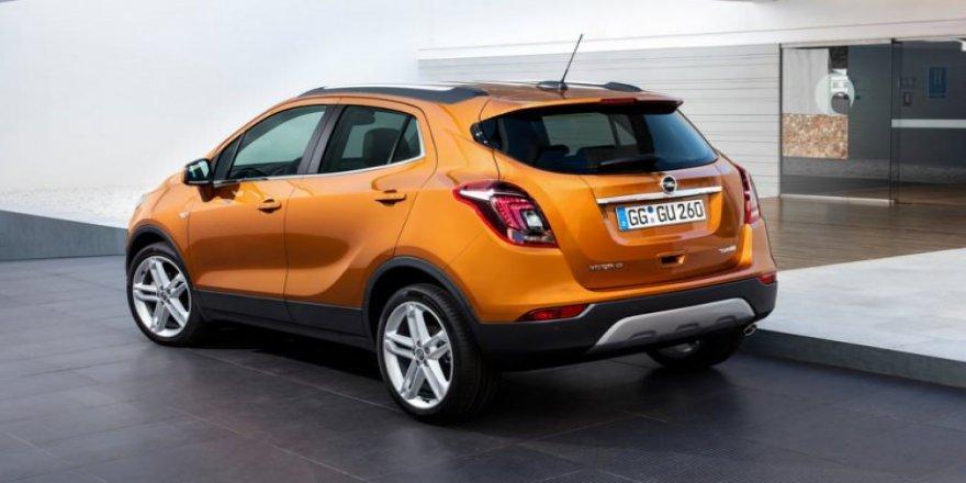 Opel Mokka X geliyor! İşte fiyatı...