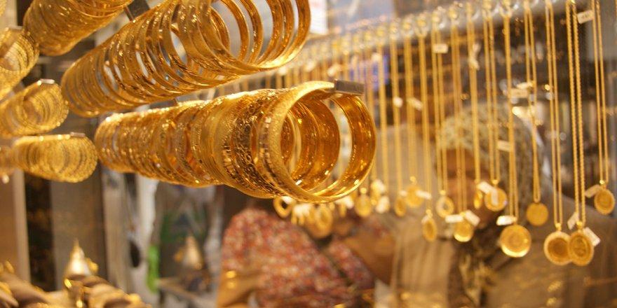 Altın fiyatları gerilemeye başladı