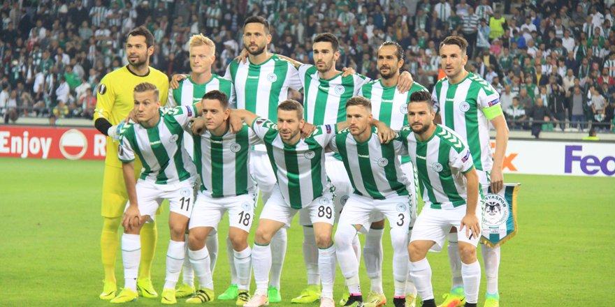Atiker Konyaspor  bugün Belçika yolcusu