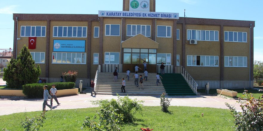 Hayıroğlu ve Ovakavağı okulları açılıyor