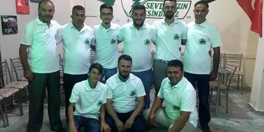 Sarayönü'nün ilk ve tek grubu kuruldu!