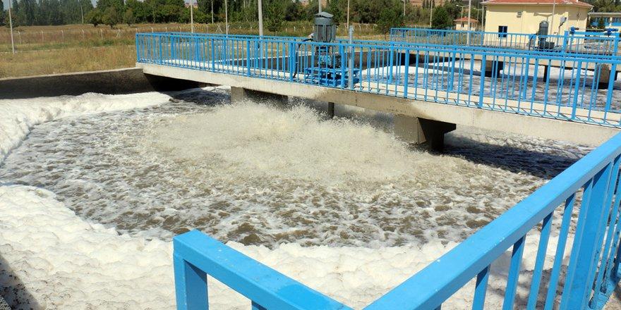 Beyşehir Atıksu Arıtma Tesisi işletmeye alındı