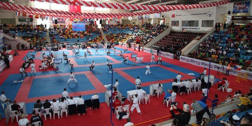 Tekvando Şampiyonası Konya'da yapılacak