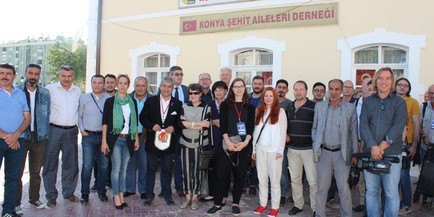 Alman basınından KGC'ye ziyaret