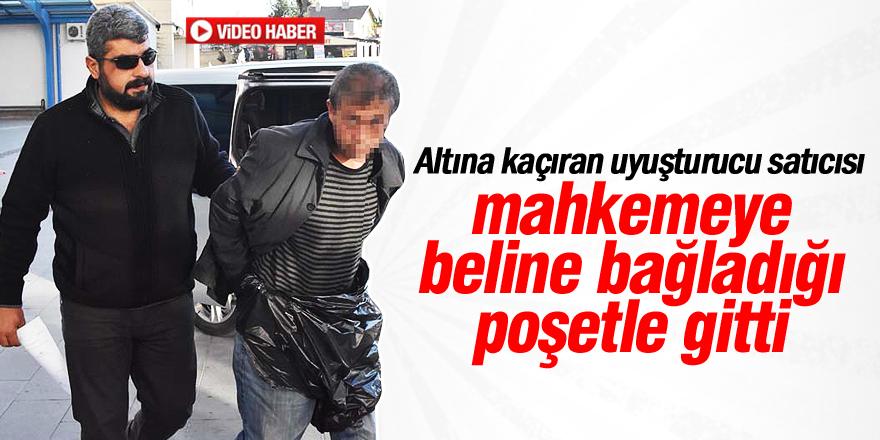 Konya'da uyuşturucu satıcıları gözaltına alındı