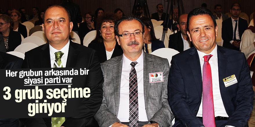Konya Barosu yeni başkanını seçiyor