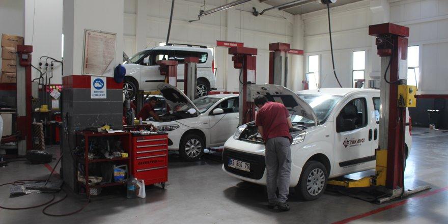 Konya Fiat'ta servis kampanyası